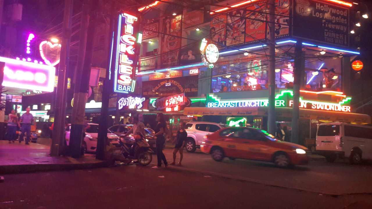 Barfine - Burgos Street - Makati - Manila